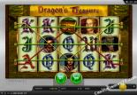 hracie automaty Dragon's Treasure Merkur
