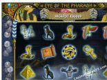 hracie automaty Eye of the Pharaoh Omega Gaming