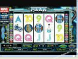 hracie automaty Fantastic Four CryptoLogic