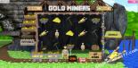 hracie automaty Gold Miners MrSlotty