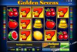 hracie automaty Golden Sevens Novoline