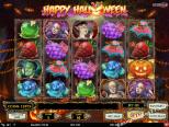 hracie automaty Happy Halloween Play'nGo