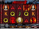 hracie automaty Hellboy Microgaming