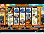 hracie automaty Iron Man CryptoLogic