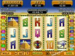 hracie automaty Jackpot Cleopatra's Gold RealTimeGaming