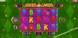 hracie automaty Joker Cards MrSlotty
