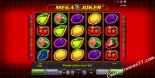 hracie automaty Mega Joker Novoline