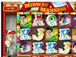 hracie automaty Midway Madness Rival