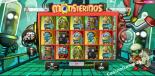hracie automaty Monsterinos MrSlotty