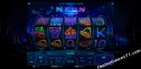 hracie automaty Neon Reels iSoftBet