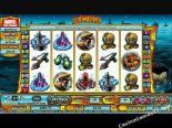 hracie automaty Sub-Mariner CryptoLogic