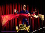 hracie automaty True Illusions Betsoft