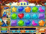 hracie automaty Wizard of Gems Play'nGo