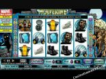 hracie automaty Wolverine CryptoLogic