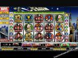 hracie automaty X-Men CryptoLogic